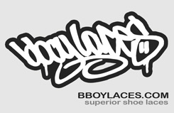 Buy these laces now at bboylaces.com!